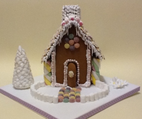 front gingerbread